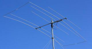 OB6-3M 6 Element 3 Band 20/15/10m antenna Optibeam