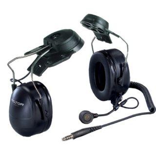 3M Peltor MT7H79P3E High-attenuating Headset Standard helmet-attached J11 Nexus connector