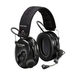 3M Peltor MT1H7F2-77 SV FLEX ProTac headset-microphone J114A connection