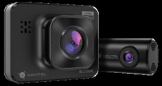 Navitel RC2 DUAL cam car DVR