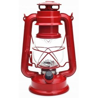Kämpingu lamp, Falcon Eye RETRO II, 58lm, (4x AA, ei ole komplektis), punane