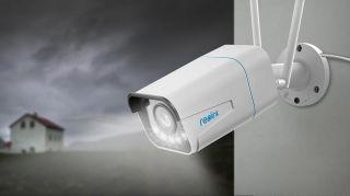 Reolink RLC-511W 5MP Dual Band WiFi security camera, 5X Optical Zoom