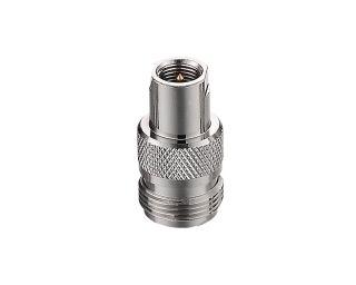 FME-N plug to jack adaptor
