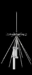 SD-2000/UHF base antenna