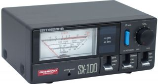 Diamond SX100 SWR/Power-Meter