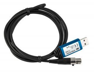 3M Peltor FLA06 LiteCom programmeerimis kaabel USB
